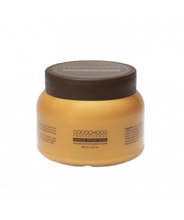 Masque capillaire professionnel à la kératine 250ml COCOCHOCO