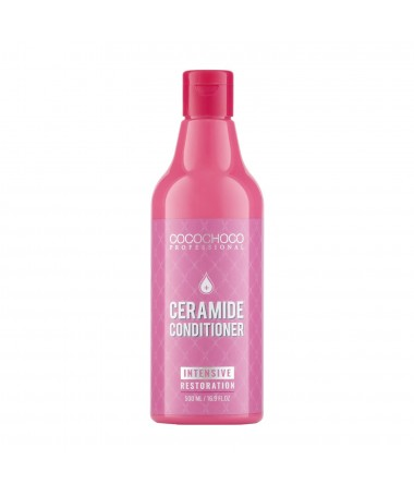 Ceramide Conditioner for Dry and Brittle Hair 500ml COCOCHOCO