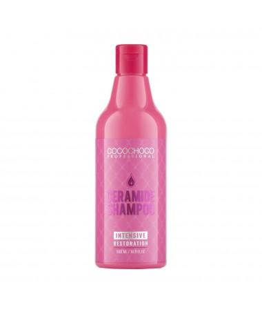 Ceramid-Shampoo für trockenes und abgebrochenes Haar 500ml COCOCHOCO