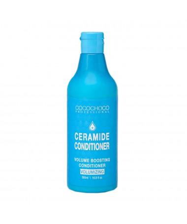 Ceramide conditioner for volume 500ml COCOCHOCO