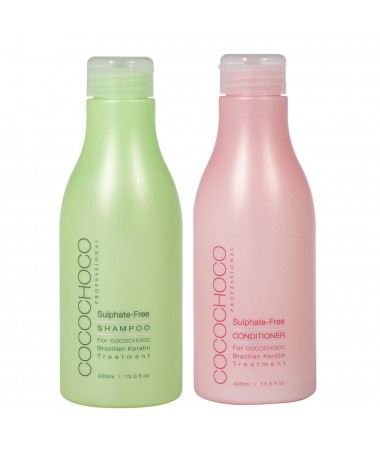 Professional kit After care 400ml COCOCHOCO